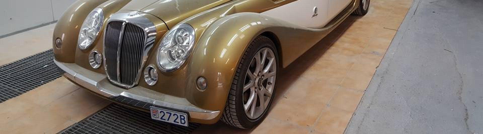 New Car Pavia